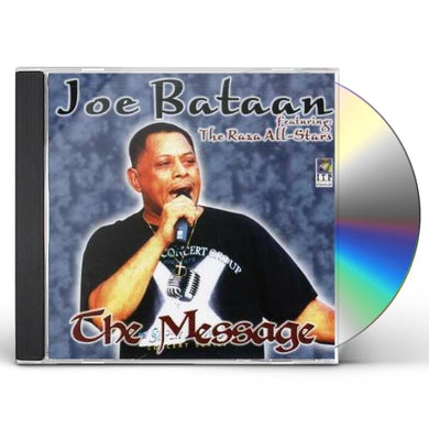 Joe Bataan MESSAGE CD
