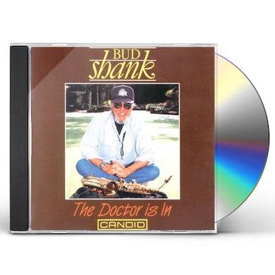 Bud Shank DOCTOR IS IN CD