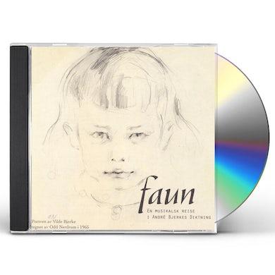 Faun VILDE BJERKE - EN MUSIKALSK REISE I ANDR CD