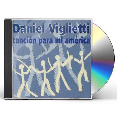 Daniel Viglietti CANCION PARA MI AMERICA CD