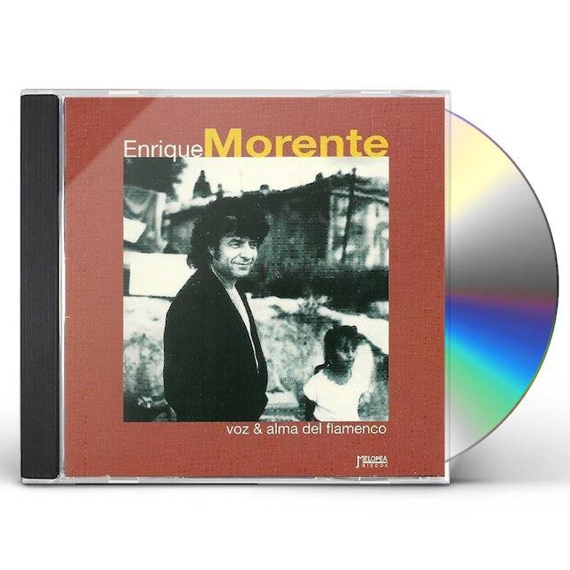 Enrique Morente VOZ & ALMA DEL FLAMENCO CD