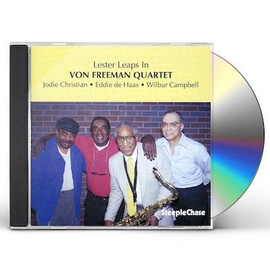Von Freeman LESTER LEAPS IN CD