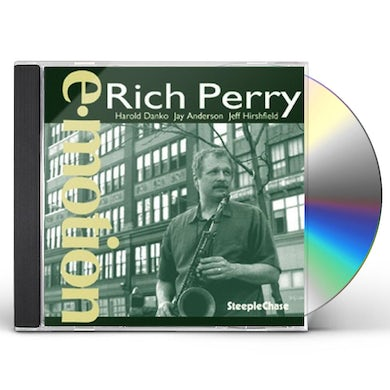 Rich Perry E.MOTION CD