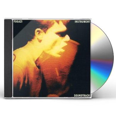 Fugazi INSTRUMENT / Original Soundtrack CD