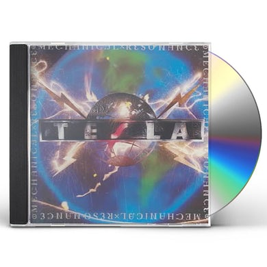 Tesla MECHANICAL RESONANCE CD