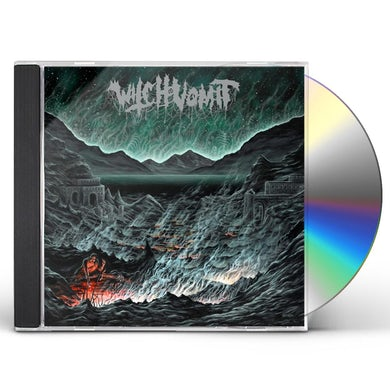 Witch Vomit BURIED DEEP IN A BOTTOMLESS GRAVE CD