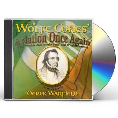 Derek Warfield NATION ONCE AGAIN CD