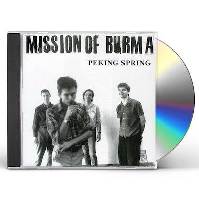 Mission Of Burma PEKING SPRING CD