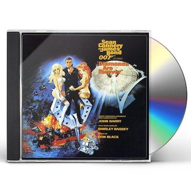 DIAMONDS ARE FOREVER / Original Soundtrack CD