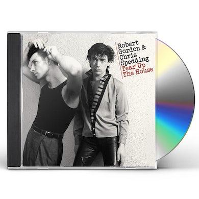 Robert Gordon FIRE LIVE CD