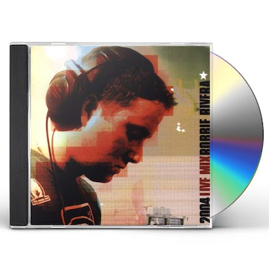 Robbie Rivera LIVE MIX 2004 CD