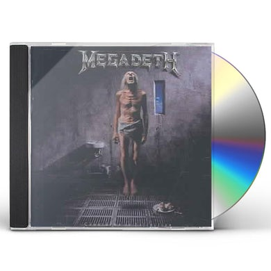 Megadeth Countdown To Extinction (Remastered) CD