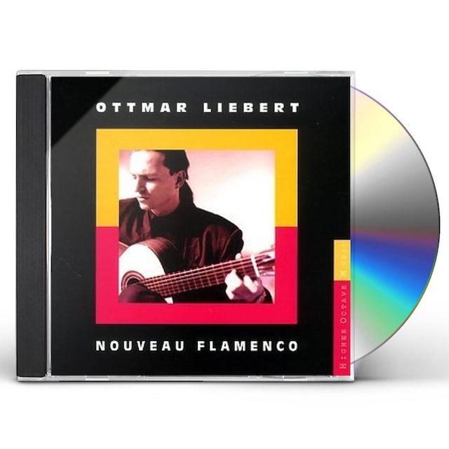 Ottmar Liebert NOUVEAU FLAMENCO CD