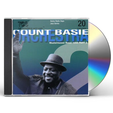 Count Basie & His Orchestra SWISS RADIO DAYS 20 CD