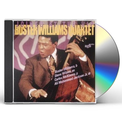 Buster Williams JOINED AT THE HIP CD