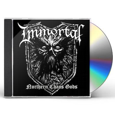 Immortal NORTHERN CHAOS GODS CD