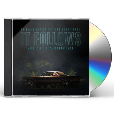 Disasterpeace IT FOLLOWS / Original Soundtrack CD