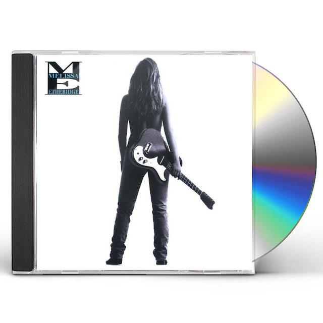 Melissa Etheridge NEVER ENOUGH CD