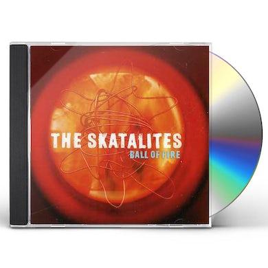 The Skatalites BALL OF FIRE CD