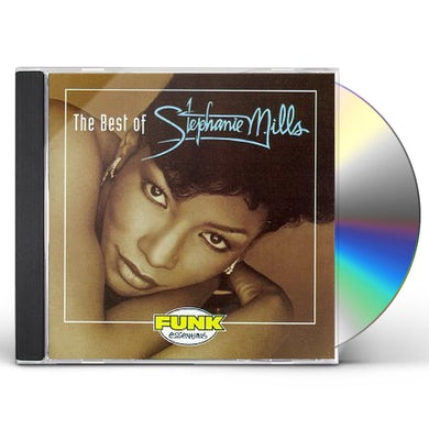 Stephanie Mills BEST OF CD