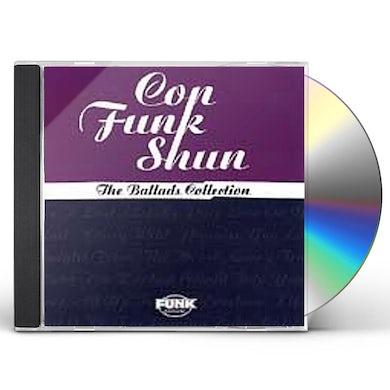 Con Funk Shun BALLADS COLLECTION CD