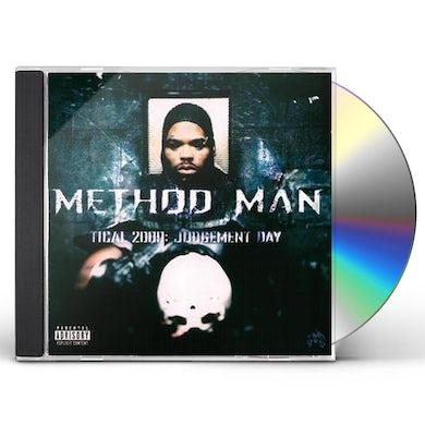 Method Man TICAL 2: JUDGEMENT DAY CD