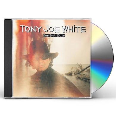 Tony Joe White ONE HOT JULY CD