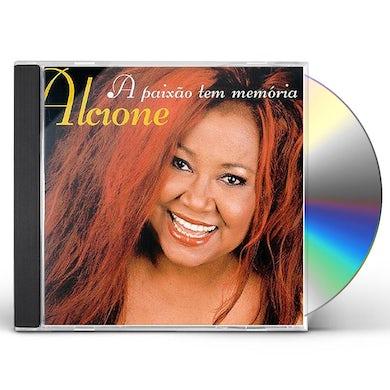 Alcione PAIXAO TEM MEMORIA CD
