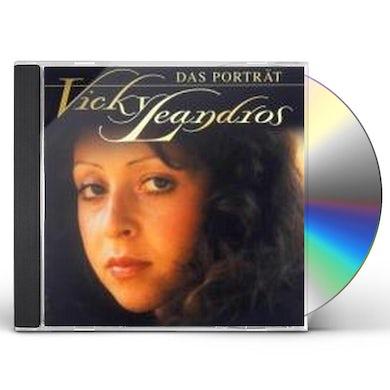 Vicky Leandros DAS PORTRAET CD
