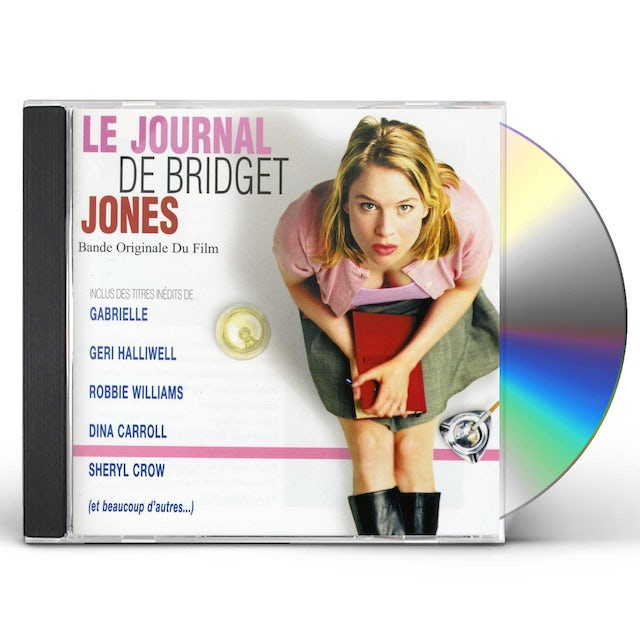 Various Artists BOF LE JOURNAL DE BRIDGET JONES CD
