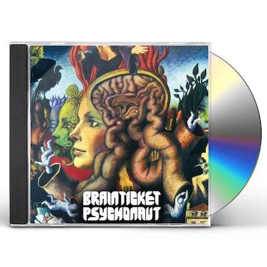Brainticket PSYCHONAUT CD