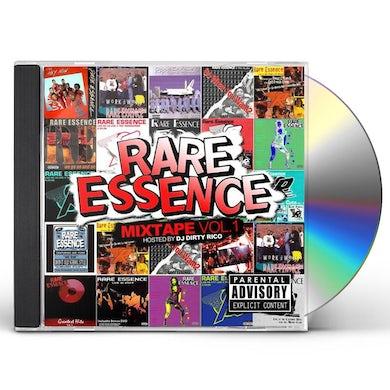 Rare Essence MIXTAPE 1 HOSTED BY DJ RICO CD