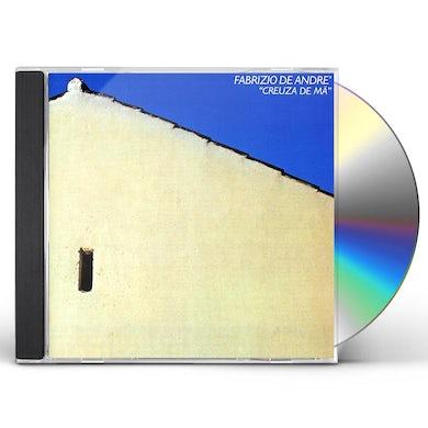 Fabrizio De Andre CREUZA DE MA CD