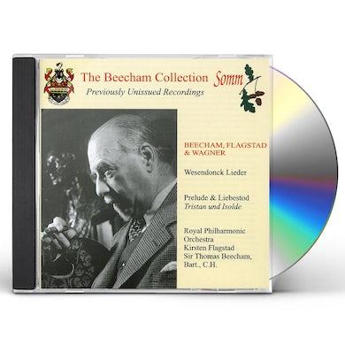 Richard Wagner ORCHESTRAL WORKS CD
