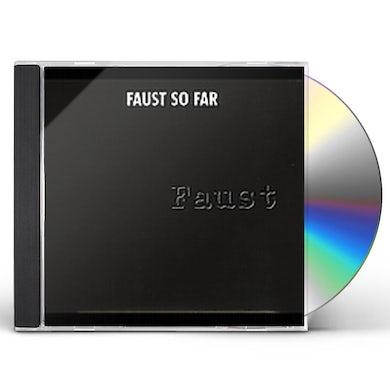 Faust SO FAR CD