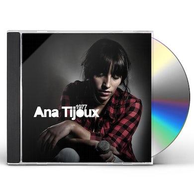 Ana Tijoux 1977 CD