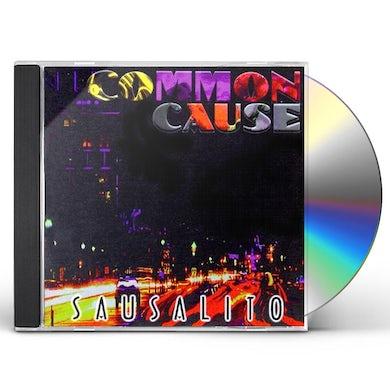 Common Cause SAUSALITO CD