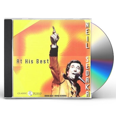 Neil Sedaka ALL HIS BEST CD