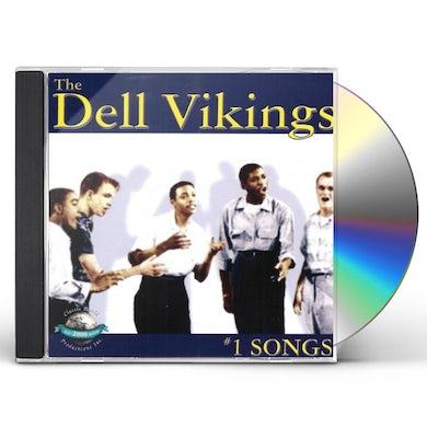 Dell Vikings #1 SONGS CD