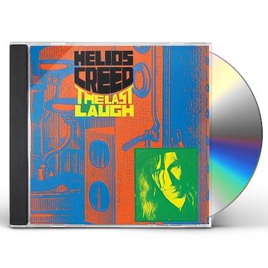 Helios Creed LAST LAUGH CD