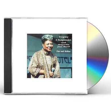 Topsy Chapman MAGOLIA JAZZ BAND CD