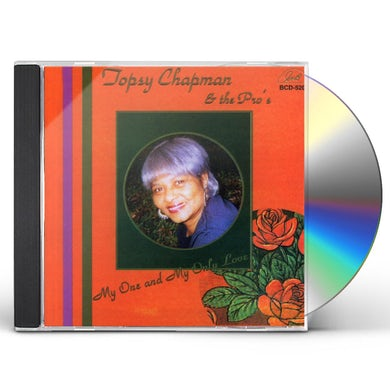 Topsy Chapman MY ONE & MY ONLY LOVE CD