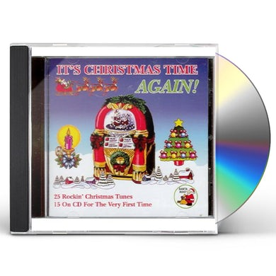 It'S Christmas Time Again / Various CD