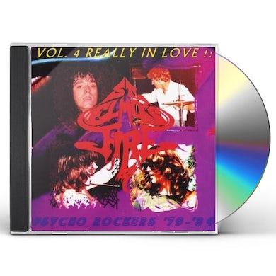 St. Elmo's Fire REALLY IN LOVE!: PSYCHO ROCKERS 1979-84 4 CD