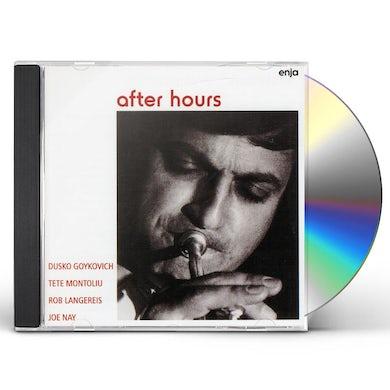 Dusko Goykovich AFTER HOURS CD