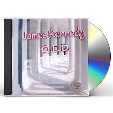 James Kennedy Q.E.D. CD