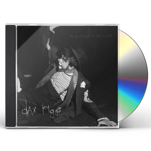Dax Riggs SAY GOODNIGHT TO THE WORLD CD