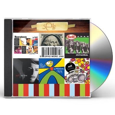 Self SUBLIMINAL PLASTIC MOTIVES CD