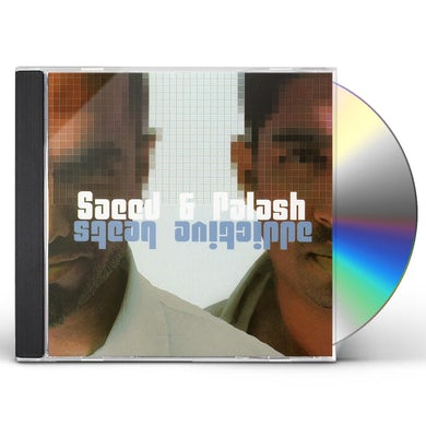 Saeed & Palash SAEED & POLASH CD