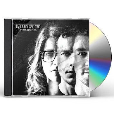 Emie R Trio Roussel RYTHME DE PASSAGE CD